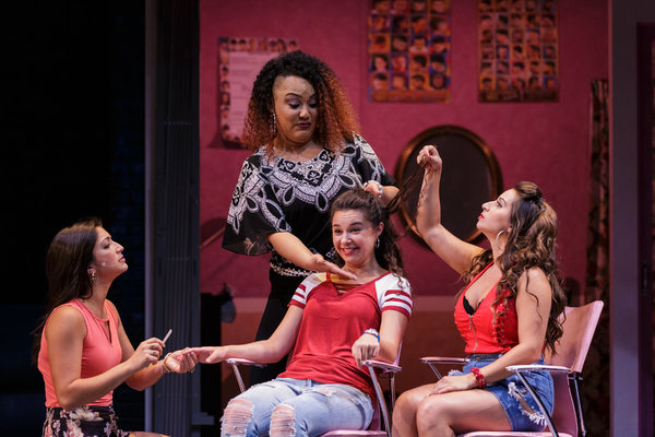 Photo Flash:  Geva's 45th Season Begins with IN THE HEIGHTS