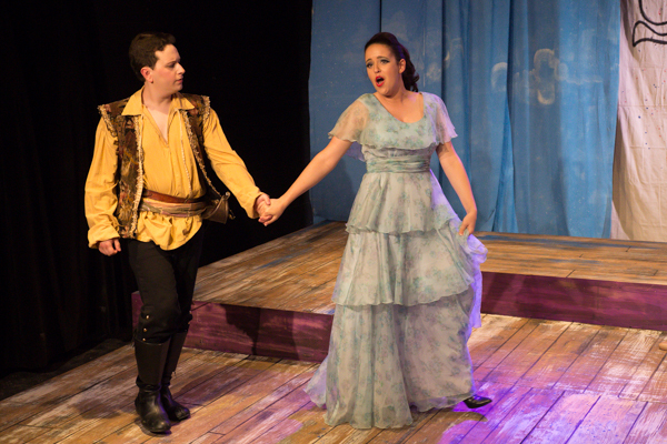 Photo Flash: First Look at SRO's PIRATES OF PENZANCE