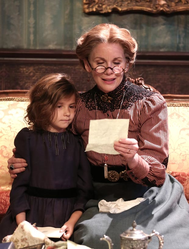 BWW Review: Melissa Gilbert and Mark Kenneth Smaltz Ponder Forbidden Romance in IF ONLY
