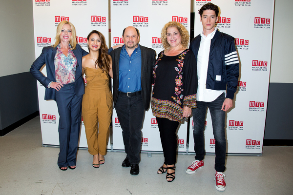 Photo Coverage: Meet the Company of John Patrick Shanley's  THE PORTUGUESE KID at MTC