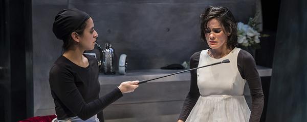 Melisa Pereyra and Andrea San Miguel