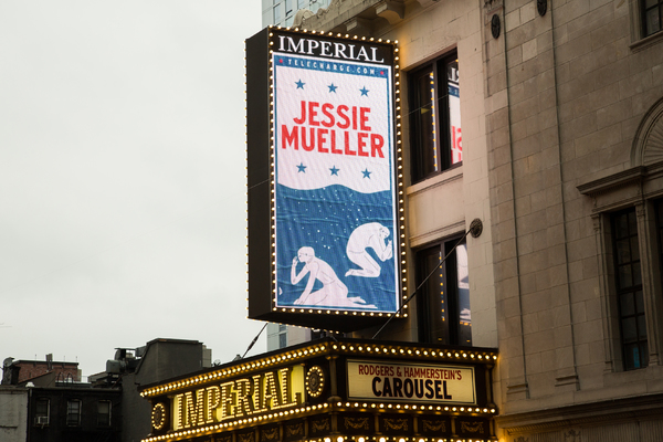 Up on the Marquee: CAROUSEL Arrives!