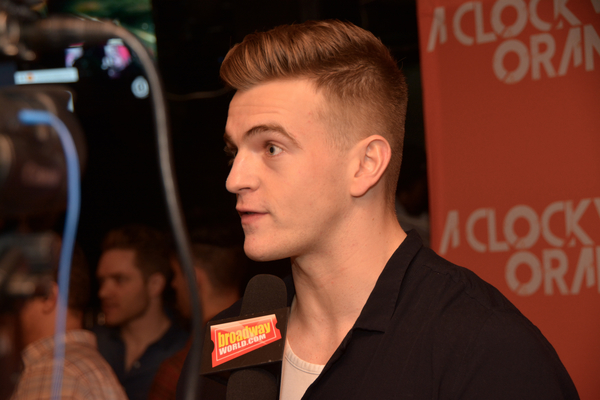 Photo Coverage: Meet the Cast of the New York Premiere of A CLOCKWORK ORANGE!