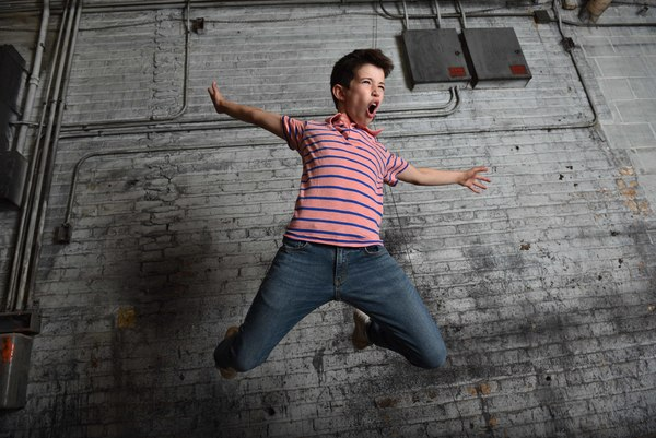 Photo Flash: BILLY ELLIOT Dances Into Porchlight Music Theatre