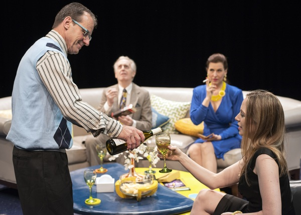 Photo Flash: Dirt Dogs Theatre Co. Closes Out Their Season Opener, LIFE X 3