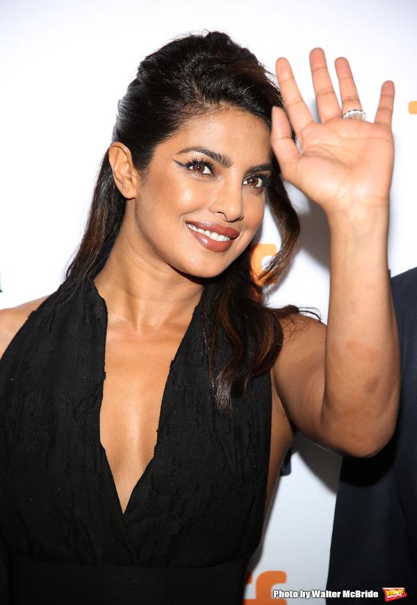 Photo Coverage: Inside Toronto International Film Festival's Soiree, Honoring Priyanka Chopra