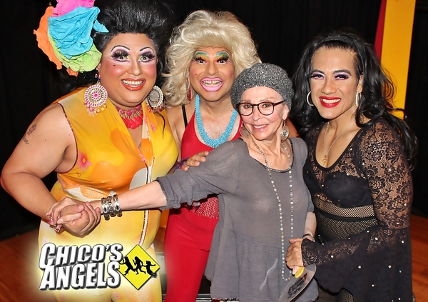 Kay Sedia, Frieda Laye, Rita Moreno, Chita Parol Photo