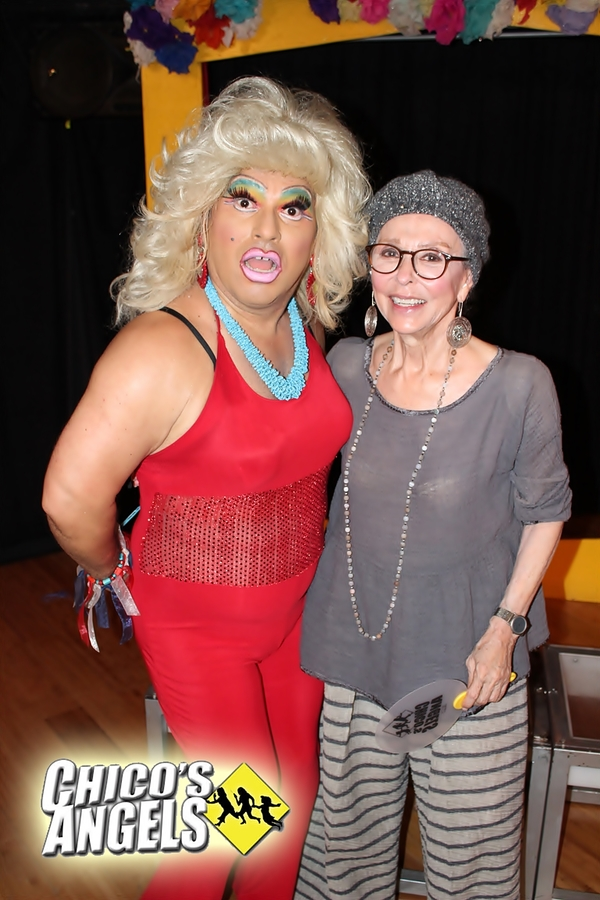 Frieda Laye, Rita Moreno Photo