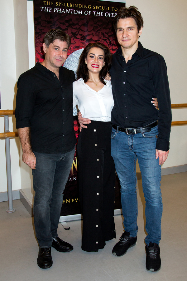 Glenn Slater, Meghan Picerno, Gardar Thor Cortes