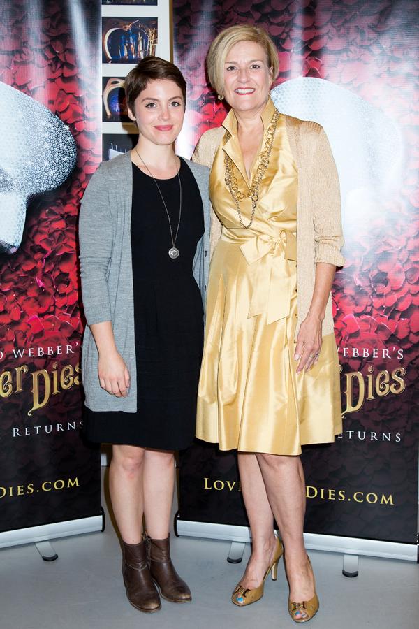 Mary Michael Patterson, Karen Mason
