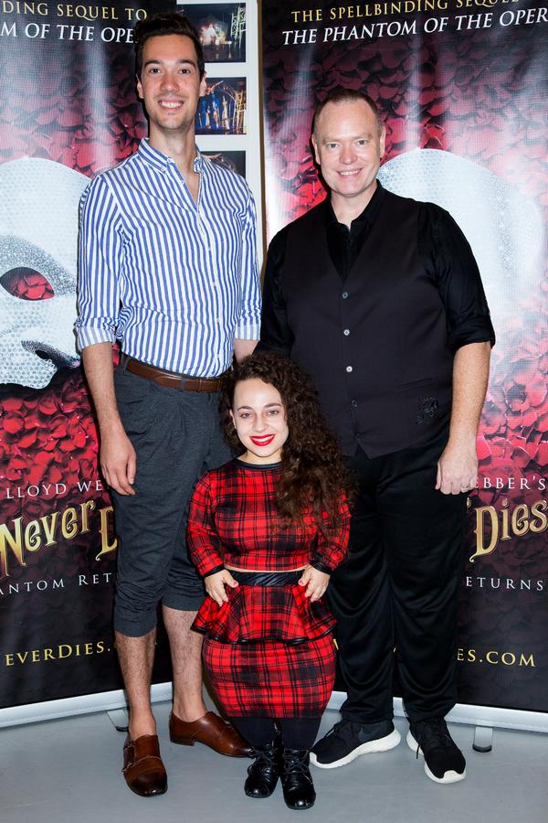 Stephen Petrovich, Katrina Kemp, Richard Koons Photo