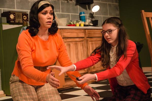 Photo Flash: First Look at WAIT UNTIL DARK at Lakewood Playhouse