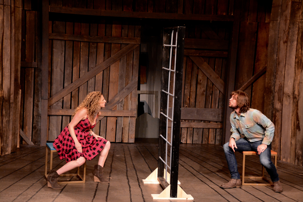 Photo Coverage: Meet the Company of York Theatre Company's DESPERATE MEASURES!
