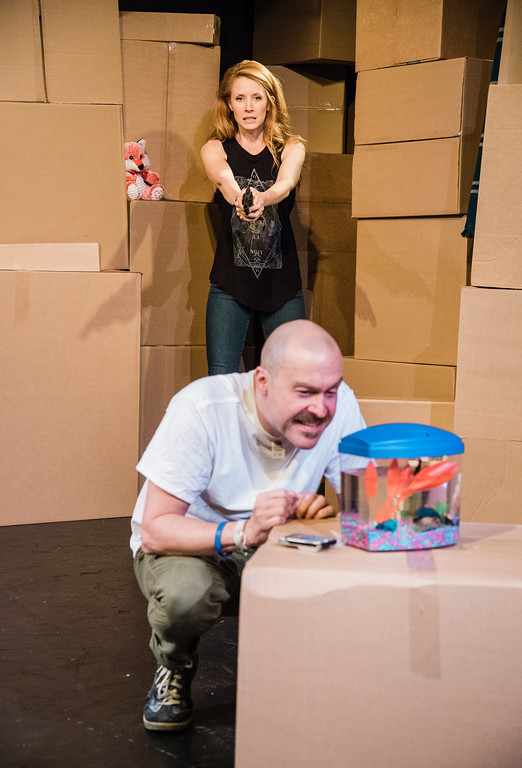 BWW Review: Sluts and Tramps Declare LOVE IS DEAD!