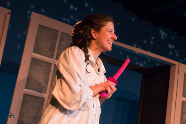 Photo Coverage: First look at Curtain Players' WENDY DARLING