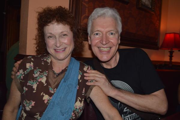 Photo Flash: See Tony Roberts, Lesli Margherita, Tony Sheldon and More in 54 SINGS SUGAR