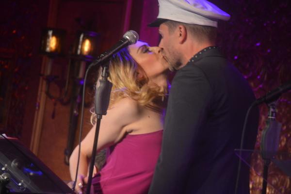 Lesli Margherita and Matt Hetherington Photo