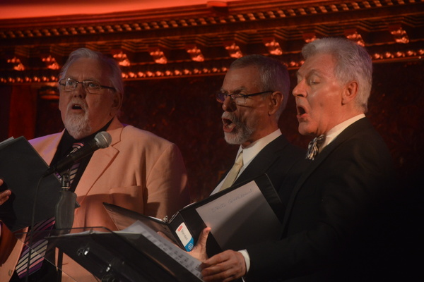 Jim Brochu, Steve and Tony Sheldon Photo