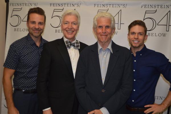 Matt Hetherington, Tony Shephard, Tony Roberts, Hunter Ryan Herdlicka Photo