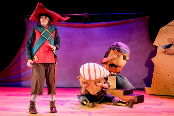 Photo Flash: First Look at THE NIGHT PIRATES at Rose Theatre Kingston