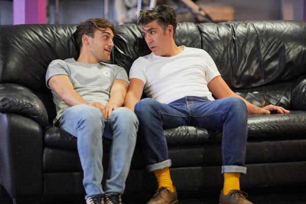 Photo Flash: Inside Rehearsal for OF KITH AND KIN at Sheffield Theatres