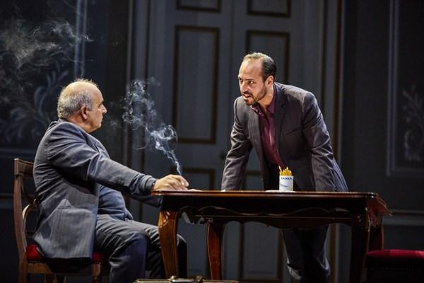 Peter Polycarpou and Philip Arditti