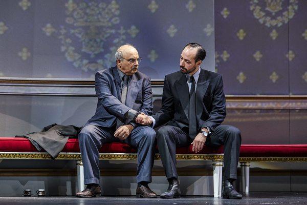 Peter Polycarpou and Philip Arditti  Photo