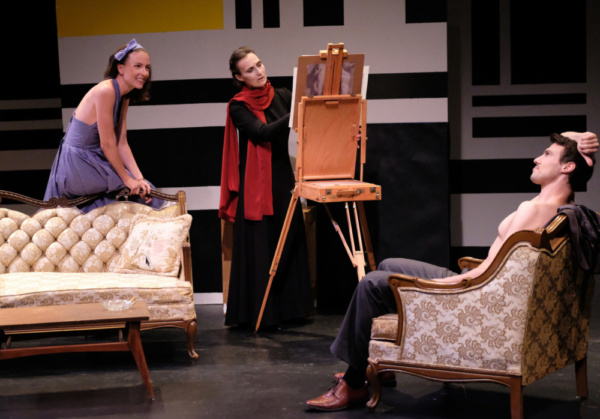 Photo Flash: First Look at SATC's THE BARONESS Off-Broadway