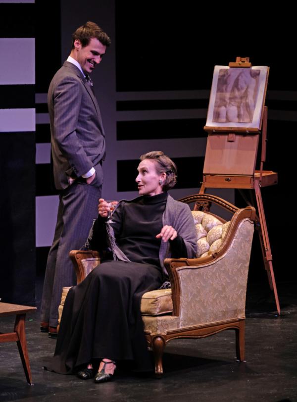 Conrad Ardelius & Dee Pelletier Photo