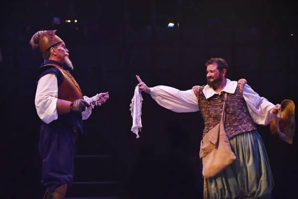 Photo Flash: First Look at Davis Gaines and More in MAN OF LA MANCHA at Orlando Shakes