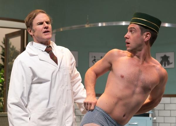 Peter Simon Hilton and Robbie Simpson
