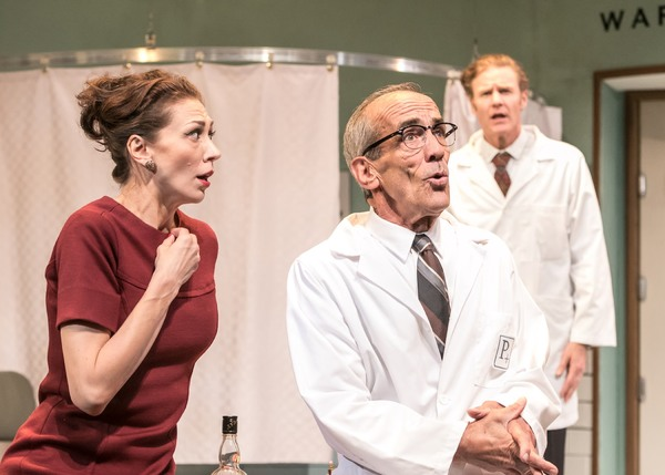 Photos: First Look at WHAT THE BUTLER SAW at Shakespeare Theatre of New Jersey