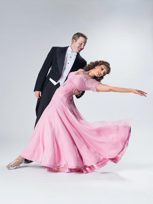 Eric Ankrim and Sarah Rose Davis