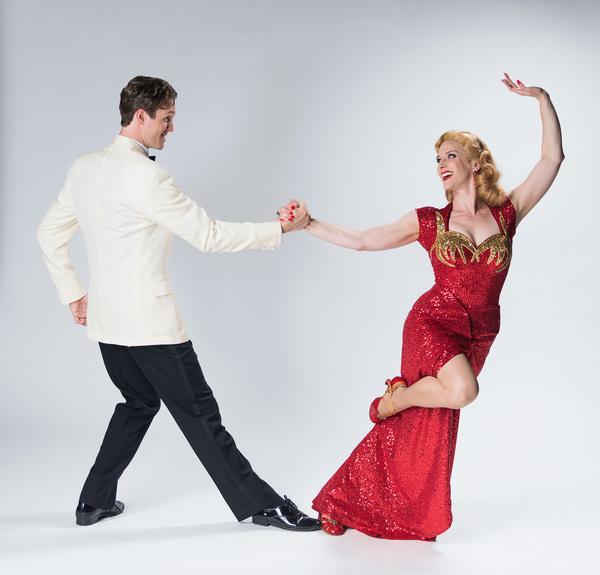 Matt Owen and Taryn Darr