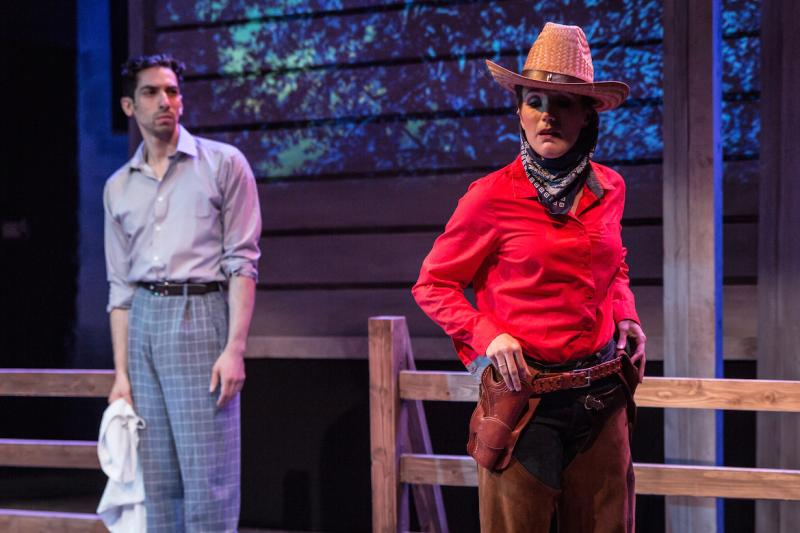 BWW Review: Too Many Songs, But Excellence Overflows In LOVELESS TEXAS