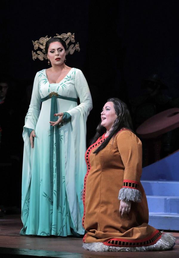 Photo Flash: TURANDOT Opens at San Francisco Opera