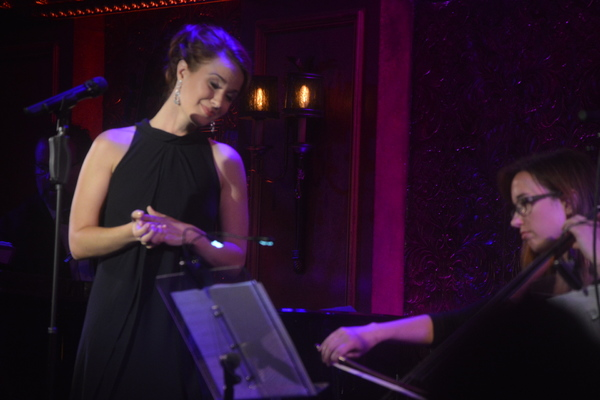 Sierra Boggess with Summer Boggess  Photo