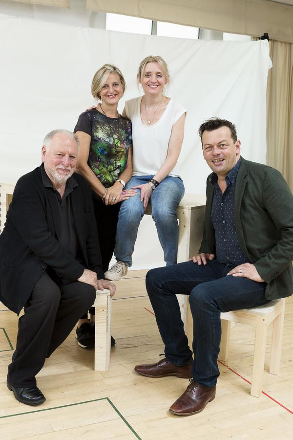 Ken Cranham, Marianne Elliott, Simon Stephens