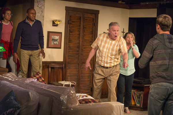 Photo Flash: Theatre Three Presents CEDAR SPRINGS OR BIG SCARY ANIMALS