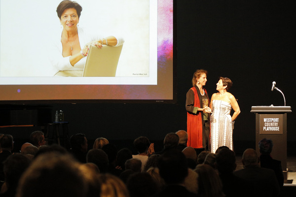 Photo Flash: Jonathan Groff Headlines Westport Country Playhouse Gala