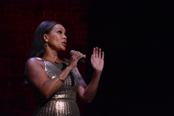 Photos: VANESSA WILLIAMS An Intimate Evening of Song and Spirit at the Sheen Center