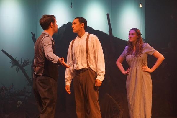 Photo Flash: Sherman Playhouse to Open Mystifying Drama DARK OF THE MOON