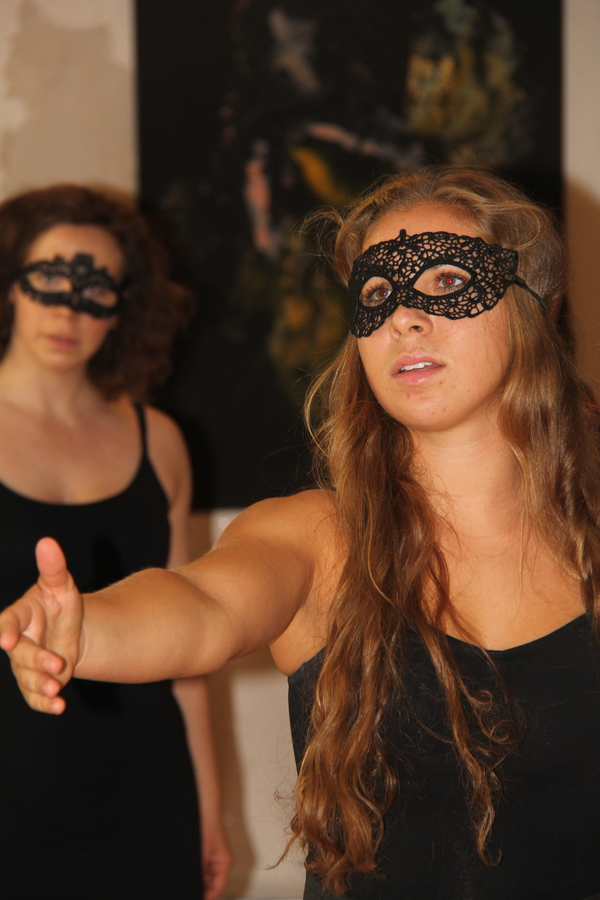 Photo Flash: First Look at Daughters of Troy's THE PERSEPHONE PROJECT