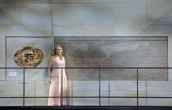 Photo Flash: New Staging of ELEKTRA Thrills at San Francisco Opera