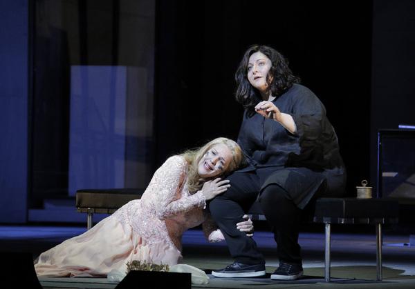 Adrianne Pieczonka and Christine Goerke