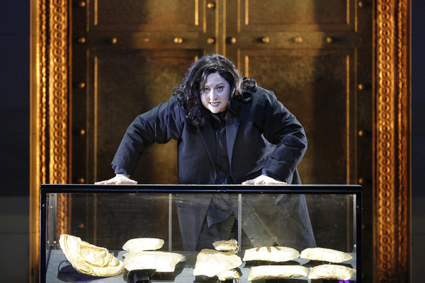 Photos: New Staging of ELEKTRA Thrills at San Francisco Opera