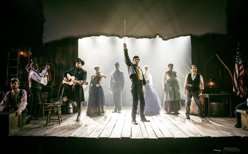 BWW Review: Studio Tenn's History Lesson for THE BATTLE OF FRANKLIN