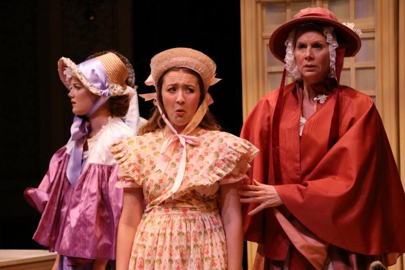 BWW Review: Nashville Rep's Stylish Take on Jane Austen's SENSE AND SENSIBILITY