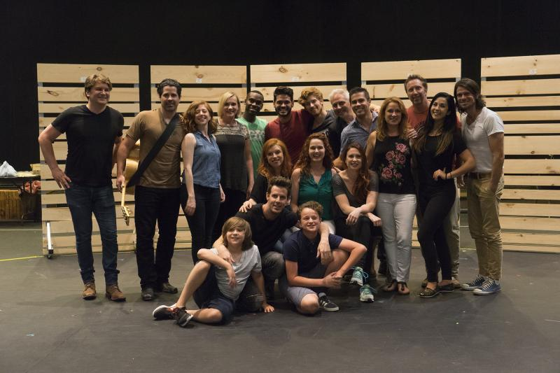 The Day of the Show: PART OF THE PLAN Opens Tonight