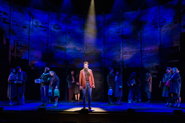 BWW Review: Fogelberg Score Soars in PART OF THE PLAN at TPAC